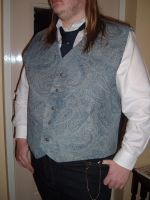 Waistcoat project by angelicgem