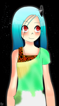 earth as a human~ by the-real-Nyan