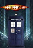 Doctor Who Movie poster by Haruka16