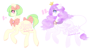 [CLOSED] Pony adoptables /5,6 by itsuakoadopts