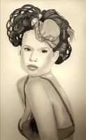 Pin-up girl 1 by toosmall772 by ThePin-upGallery
