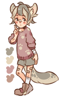 Spotted Adopt  [CLOSED] by kiim-adopts