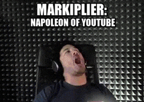The Napoleon of YouTube (GIF) by Noxious-Croww
