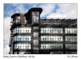 Daily Express Building  rld 03 dasm by richardldixon