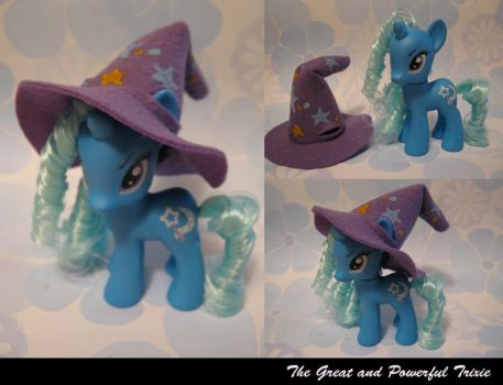 Great and Powerful Trixie G4 by thelovecat