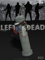 Pipe Bomb - Left 4 Dead by JhonyHebert