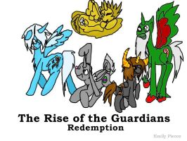 The Rise of the Guardians: Redemption Cover by XRadioactive-FrizzX