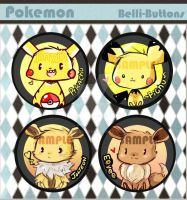 Pokemon Button