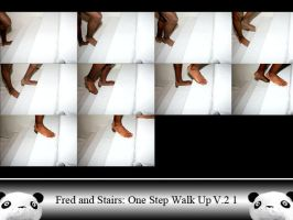 Fred and Stairs OSWU V.2 1 by Ahrum-Stock
