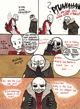An Ideal Brother - Page 6 by VanGold