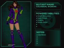 Colossal Woman Alt Costume by Freefall42