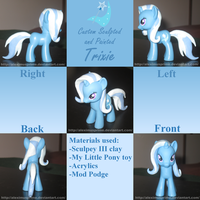 Custom Trixie FOR SALE ON EBAY by AleximusPrime
