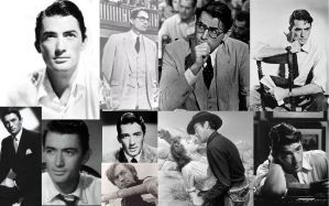 Gregory Peck, My Love by DazzledByNorrington