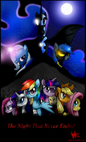 The Night That Never Ended by unitoone