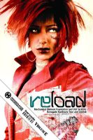 Reload: April Flyer by subspaceNinja