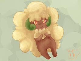 Little Whimsicott by honrupi