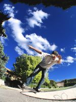 chova style feeble by GrOw