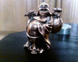 little budha 1 by priesteres-stock