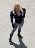 Black Canary - Young Justice by jillian-lynn