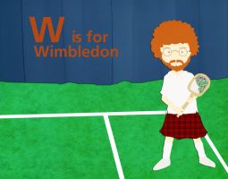 W is for Wimbledon by whosname