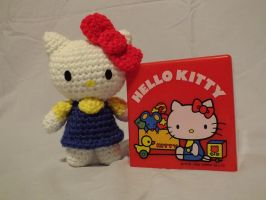 Hello Kitty by PuzzledShorty