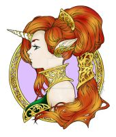 Iridae Nouveau by Michelle84color by LunaMoonHime