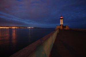 North Harbor Light by deke8706