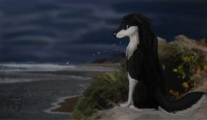 Gone too soon by lone-wolf-666