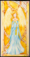Zarafina the Angel of Songs by DeVanches