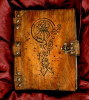 Necronomicon Book of the 7 Gates by MrZarono