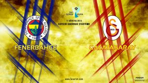 Fenerbahce vs Galatasaray Super Kupa Finali 2013 by Power-Graphic