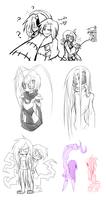 original sketch dump by Sketched-UP