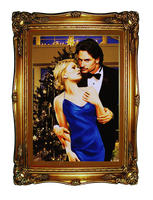 True Blood - Sookie and Alcide - Christmas Eve by riogirl9909
