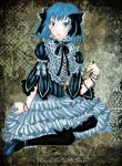 Victorian girl by AlcoholicRattleSnake