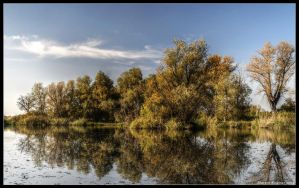 Lake HDR by hquer