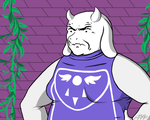 Toriel Brutananadilewski by FriendlyFireMF