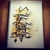 TheFlyInkMarker1 by desan21
