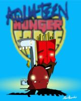 Aqua Teen Hunger Force... by uppitycracker