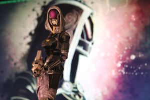 Tali'Zorah vas Normandy #1 by p3p35k