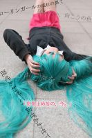 rolling girl miku - breathe me by Phoenixiaoio