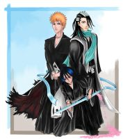Bleach - Team? by Arthadel