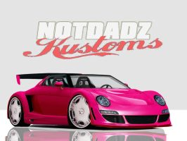 Fully sick barbie car by hotrod32