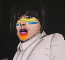 Face Paint by x-StarStruck-x