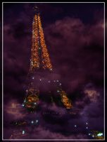 Eiffel Tower... by SeiMissTake