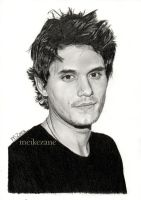 John Mayer by MeikeZane