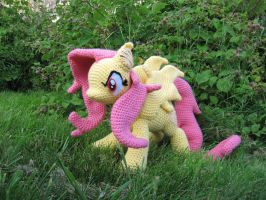 Flutterbat by NerdyKnitterDesigns