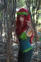 Poison Ivy  cosplay by BabiSparrow