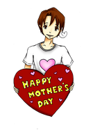 ITALY Happy Mother's Day by ayien-chan