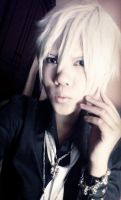 Trying Visual Kei Style by suzuppe