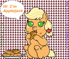 More Apple Fritters-Completed by PuffyDearlySmith